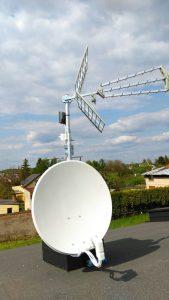 montaż anteny Bytom, ustawienie anteny Bytom, serwis anten Bytom